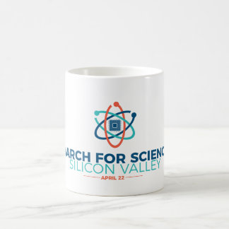 Mars pour la tasse de la Science