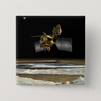 Mars Reconnaissance Orbiter 2 Badges