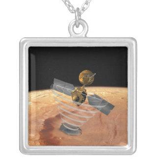 Mars Reconnaissance Orbiter Pendentif Carré