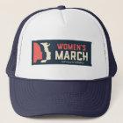 Mars SLO - casquette des femmes de camionneur