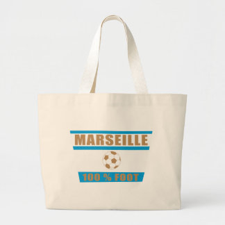 Marseille football grand sac