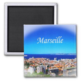 Marseille Magnet Carré