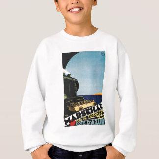 Marseille/Marseille - voyage de Cote D Azur France Sweatshirt