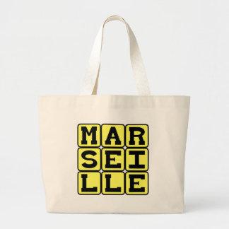 Marseille, ville en France Sac Fourre-tout