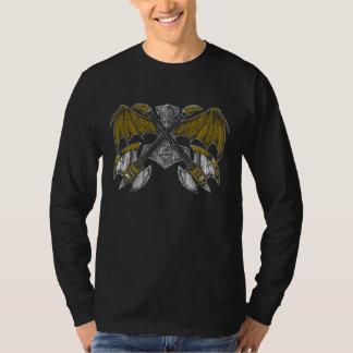 Marteau de Thor des guitares de dieux T-shirts