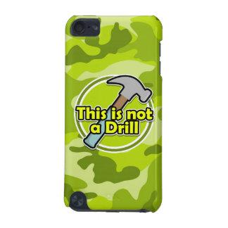 Marteau drôle camo vert clair camouflage