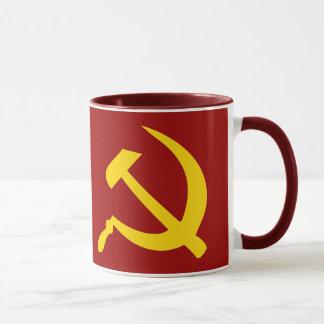 Marteau et faucille mug