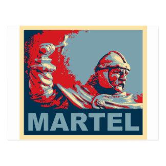 Martel (couleurs d'espoir) carte postale