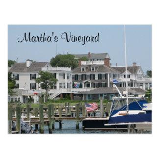 Martha's Vineyard Cape Cod, carte postale