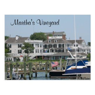 Martha's Vineyard Cape Cod, carte postale