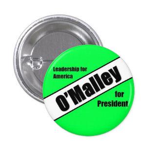 Martin O'Malley 2016 Badge