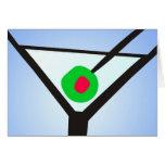 Martini (carte vierge/personnaliser)