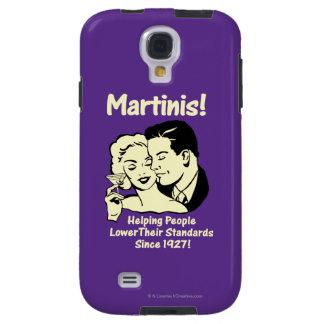 Martini : Normes inférieures de aide Coque Galaxy S4