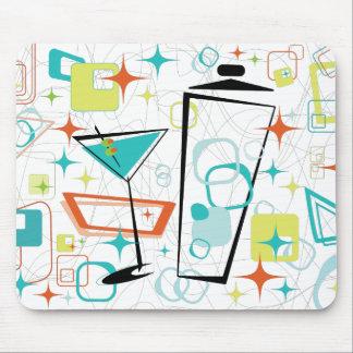 Martini un tapis de souris d'Aller-Aller