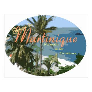 Martinque Carte Postale