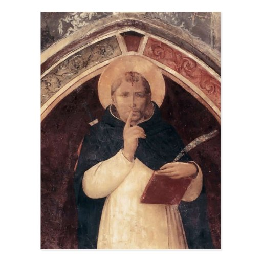 Martyre d'ATF Angelico- St Peter Carte Postale