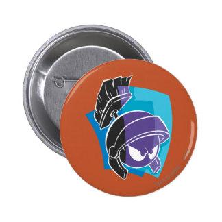MARVIN le MARTIAN™ 14 expressifs Badge Avec Épingle
