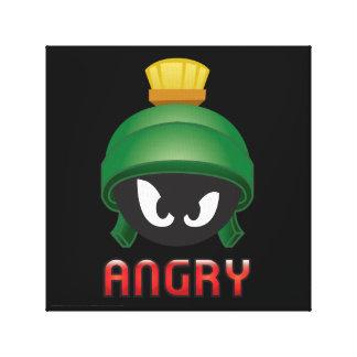 MARVIN le MARTIAN™ Emoji fâché Toile