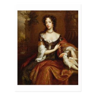 Mary de Modène (1658-1718), c.1685 (huile sur la Carte Postale
