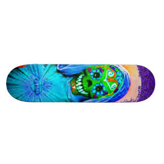 Mary morte skateboards personnalisables