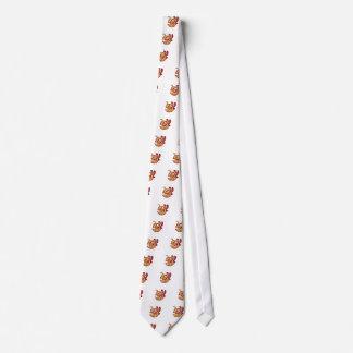 mascotte femelle fâchée de frelon cravate