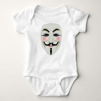 Masque anonyme body