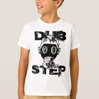 Masque de gaz de Dubstep T-shirt