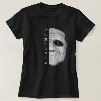 Masque de sténose de dames t-shirt