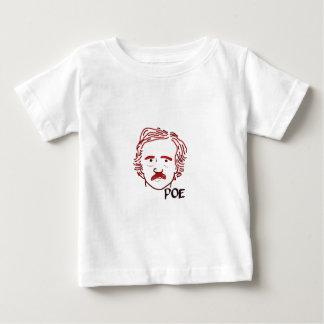 Masque du Poe rouge T-shirt Pour Bébé