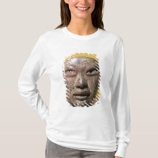 Masque funéraire, Olmec, du Mexique T-shirt