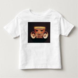Masque humain, de Teotihuacan T-shirt Pour Les Tous Petits