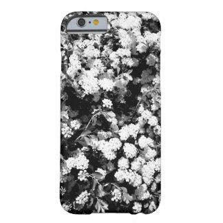 Masque noir et blanc pour le téléphone coque iPhone 6 barely there