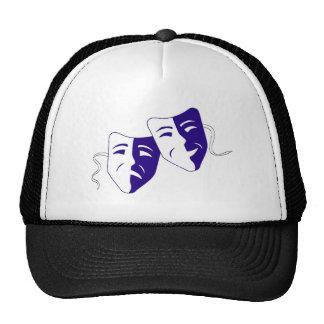 Masques de théâtre casquette de camionneur