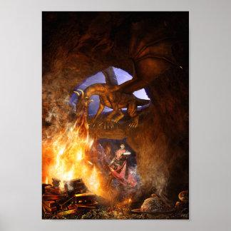 Massacre du dragon poster