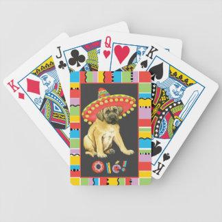 Mastiff de fiesta jeux de cartes