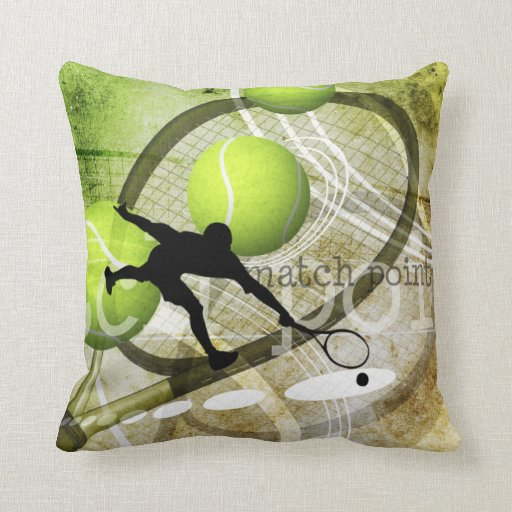 Match Point Coussin