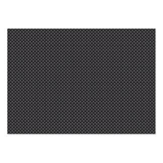 Matériel de fibre de carbone de Kevlar Carte De Visite Grand Format