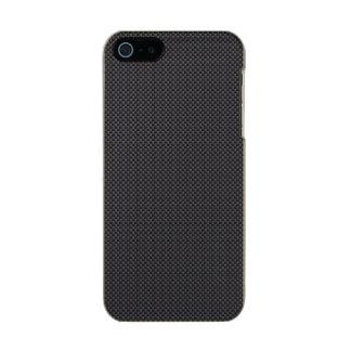Matériel de fibre de carbone de Kevlar Coque iPhone 5 Incipio Feather® Shine