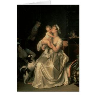 Maternité, 1805 cartes