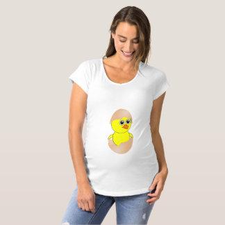 Maternité de poussin de bébé T-Shirt de maternité