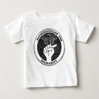 Mathématiciens pour le T-shirt de solidarité -