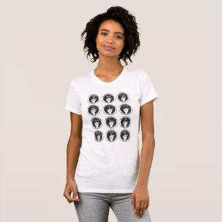 Mathématiciens pour tous, égalité, unité… T-shirt