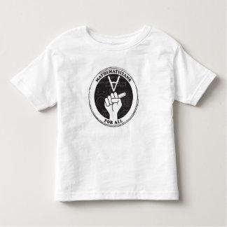 Mathématiciens pour tout le T-shirt - enfant en