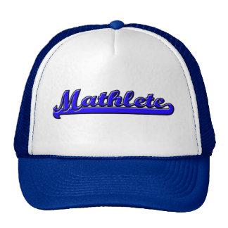 Mathlete Casquettes De Camionneur