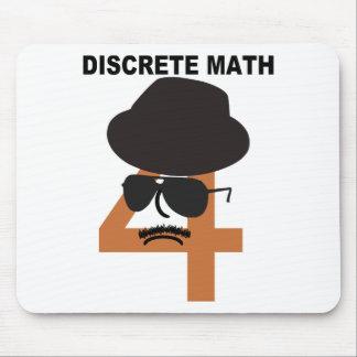 Maths discrètes tapis de souris