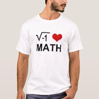Maths I <3 T-shirt