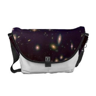 Matière foncée dans le groupe Abell 1689 (Hubble T Sacoche