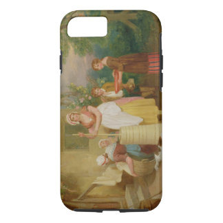 Matin, 1799 (huile sur la toile) coque iPhone 8/7