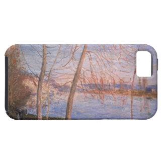 Matin d'hiver d'Alfred Sisley | Étuis iPhone 5