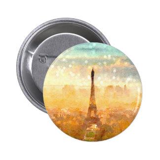 Matin tôt de Paris Badge